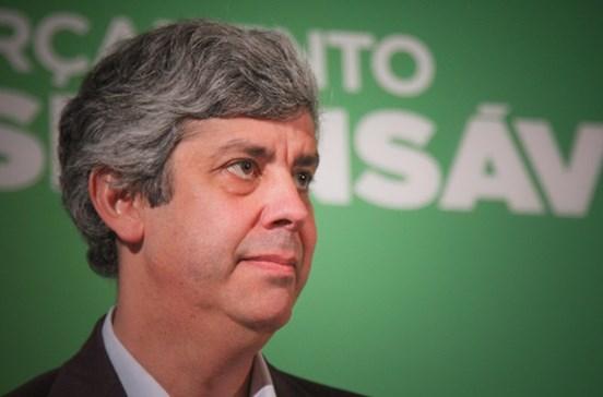 Aprovadas audições de Centeno, Rocha Andrade e Gaspar no parlamento