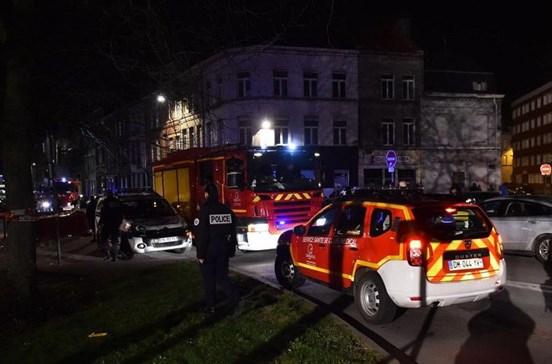 Três feridos em tiroteio no metro de Lille, em França
