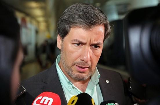 Bruno de Carvalho lamenta demora no caso do 'túnel' e acusa Vieira
