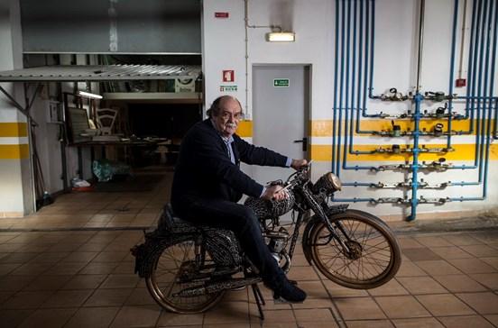 António Colaço quer dar mota a Berardo