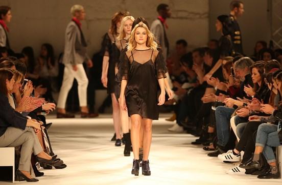 Famosas brilham na despedida do Portugal Fashion