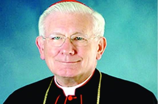 Cardeal William Keeler (1931-2017)