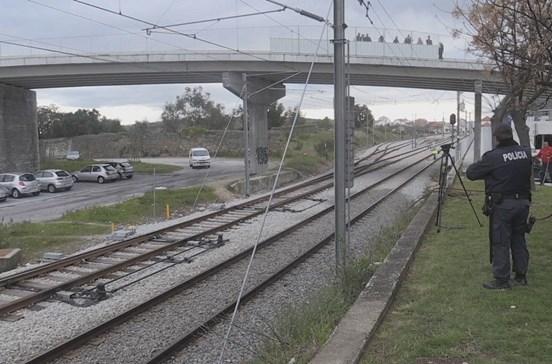 Jovem morre atropelada por comboio em Castelo Branco
