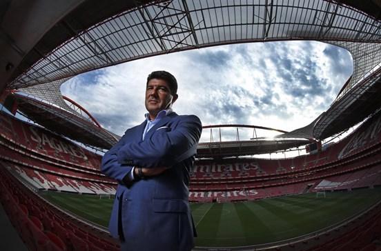 """Luís Bernardo diz ser """"inadmissível"""" o que aconteceu no Estádio da Luz"""