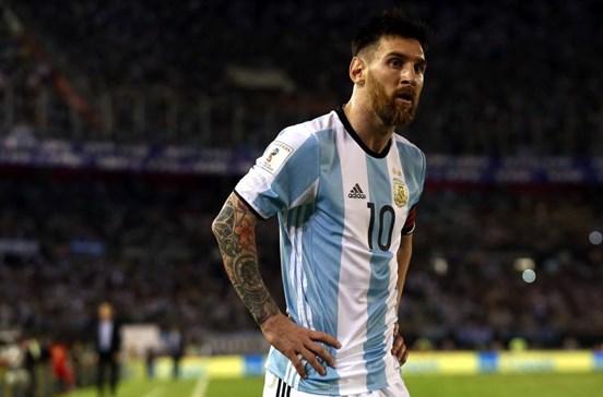 Federação Argentina vai recorrer dos quatro jogos de suspensão a Messi