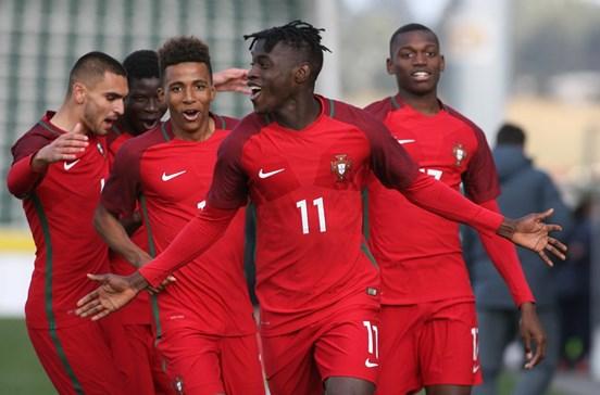 Portugal apurado para o Europeu de sub-19