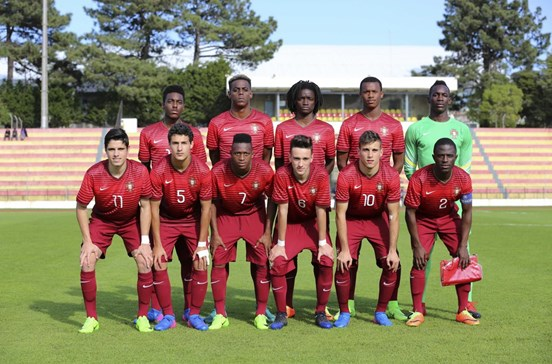 Portugal fora do Europeu e do Mundial de sub-17