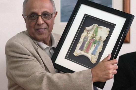 Ahmed Kathrada (1929-2017)