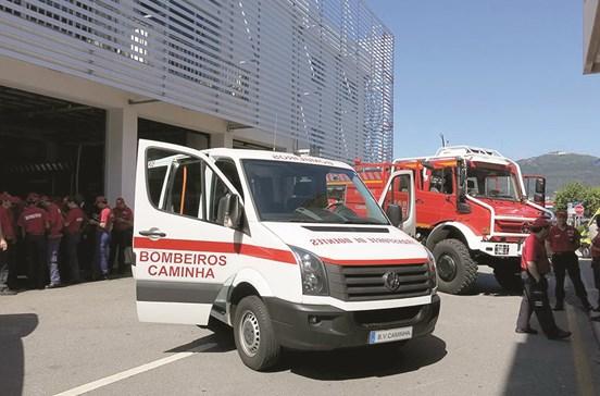 45 mil euros para nova ambulância em Caminha