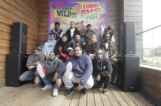 Summer Fest leva hip-hop à Ericeira