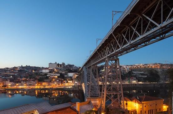Gaia ultrapassa Porto nos preços da hotelaria