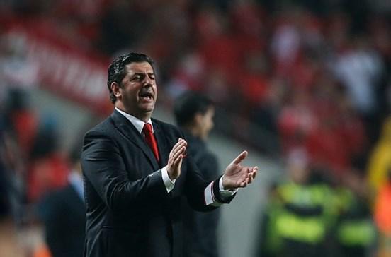 Rui Vitória nunca venceu o FC Porto