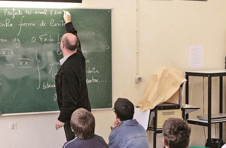 Lista de colocação dos professores já foi publicada