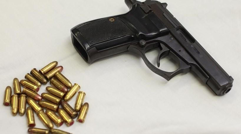 PSP vai destruir 6.000 armas numa unidade metalúrgica do Porto