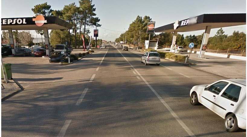 Ciclista colhido por carro em Azeitão