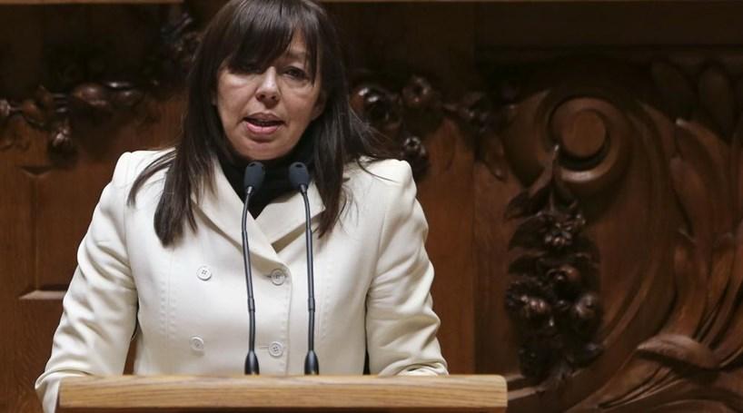 Teresa Leal Coelho é a candidata do PSD à Câmara de Lisboa