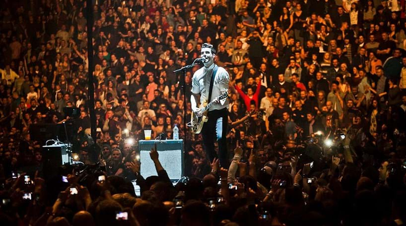 The Courteeners fecham palco principal do NOS Alive