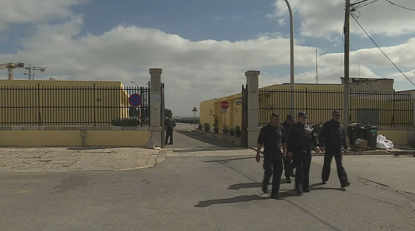 Corpo encontrado a boiar no Tejo junto a Santa Apolónia, em Lisboa