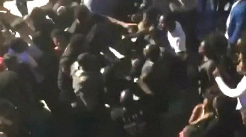 Discoteca Luanda é palco habitual de violência