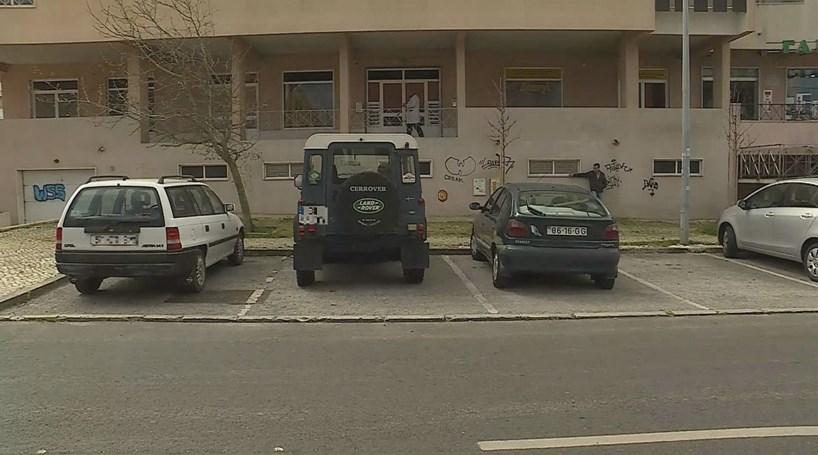 Tiros em perseguição para travar fugitivo em Sintra