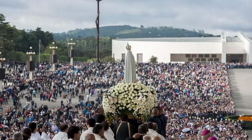 Papa Francisco em Fátima fecha Santuário às 18h00