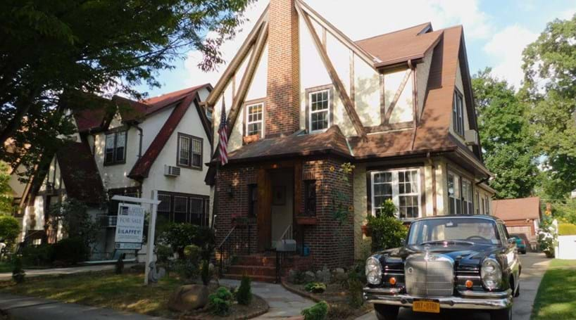 Conheça a casa onde Donald Trump passou a infância
