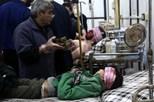 EUA e Rússia querem investigação ao ataque químico