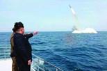 Coreia do Norte vai continuar a testar mísseis