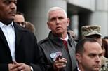 Vice-presidente dos EUA visita fronteira e deixa aviso à Coreia do Norte