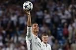 Ronaldo de gala põe Real Madrid nas meias da Champions