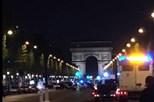 Candidatos presidenciais franceses exprimem solidariedade com a polícia