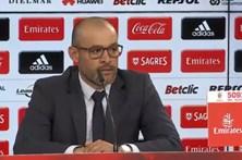 Nuno Espírito Santo admite que o FCPorto entrou mal na partida