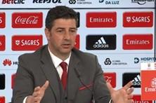Vitória realça que se o Benfica mantiver a qualidade dificilmente perderá