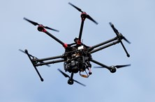 Avião da Ryanair cruza-se com drone no Aeroporto de Lisboa