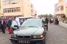 Terminou a visita de Estado do Presidente da República a Cabo Verde