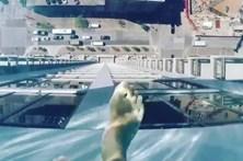 Conheça a piscina mais assustadora do mundo