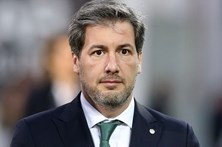 Bruno de Carvalho suspenso seis meses no Caso do Túnel