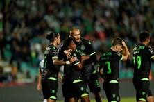 Sporting vence em Setúbal por 3-0