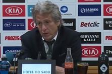 Jorge Jesus afirma que o campeonato não vai ficar decidido na jornada seguinte