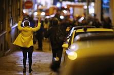 Imagens mostram reforço policial em Paris após tiroteio