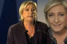 Marine Le Pen pede restabelecimento das fronteiras
