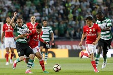 Jogadores do Benfica e do Sporting submetidos a controlo anti-doping