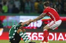 Dérbi entre Sporting e Benfica originou quase 18 mil euros em multas