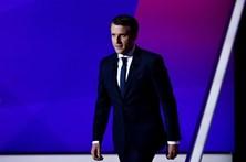 Corrida a quatro à Presidência em França