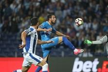 FC Porto empata no Dragão com o Feirense
