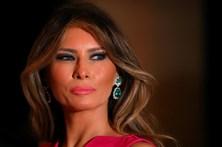 Melania não quer dormir com Trump na Casa Branca