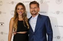Adrien Silva confirma gravidez da mulher com imagem emocionante