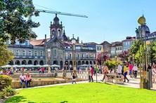Zona histórica de Braga com 506 prédios 'novos'