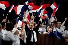 Macron e Le Pen na segunda volta