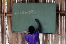 Há 263 milhões de menores em todo o mundo que não vão à escola